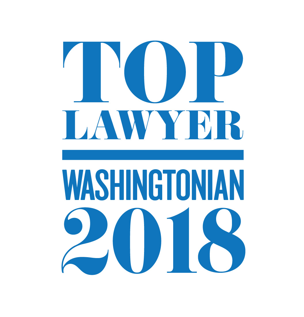 Washingtonian Top Lawyers 2017